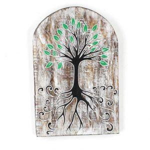 Tree of Life Wooden Plaque